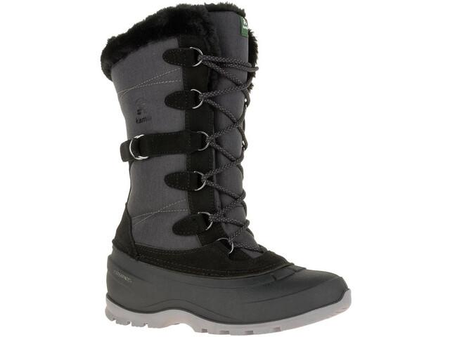 Kamik Snovalley2 - Calzado Mujer - gris/negro